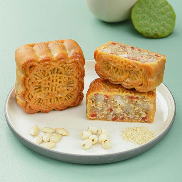 Bánh Nướng Thập Cẩm Cổ Truyền 220gr